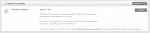 Safari-updates