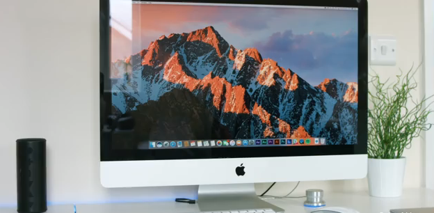 macOS-Sierra-on-iMac
