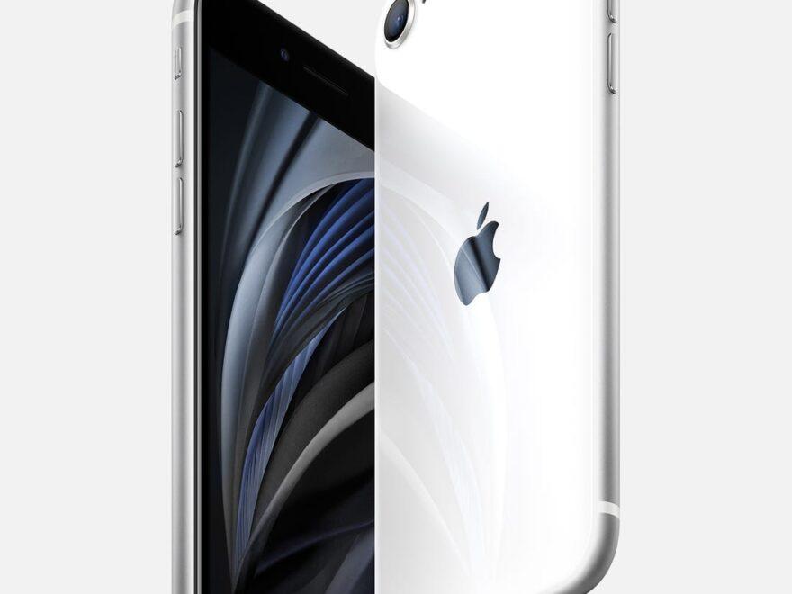 Новият iPhone SE разглобяване и ремонт