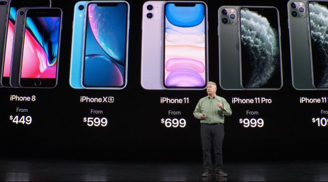 iPhone 11 представяне