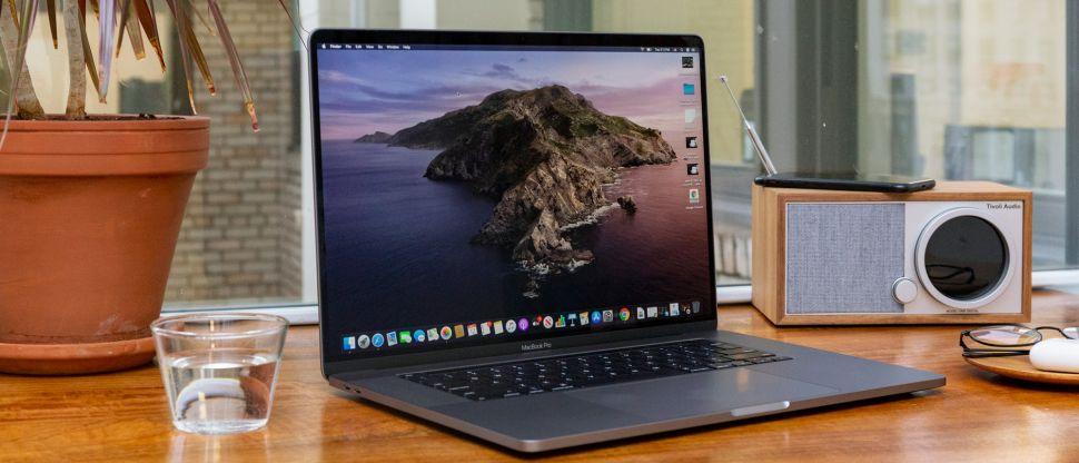 """MacBook Pro 16"""" за професионалисти"""