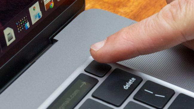 "Macbook Pro 16"" Touch ID - NovMac"