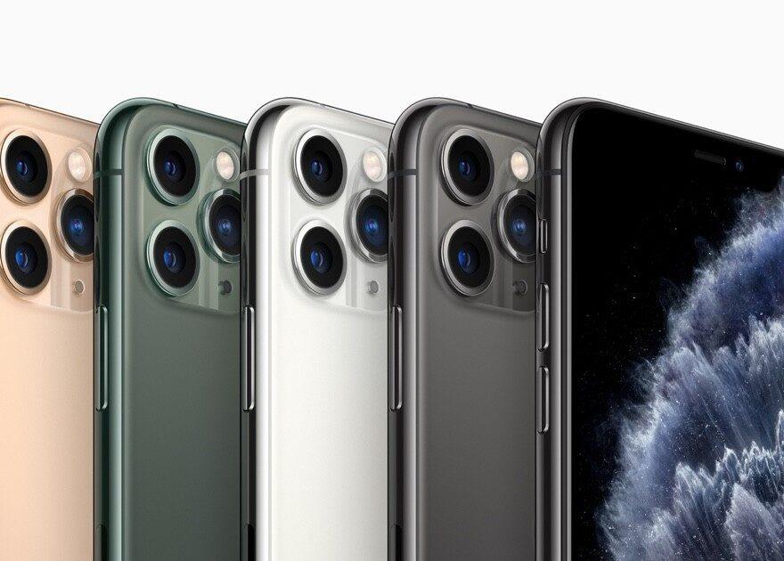 iPhone 11 продуктова линия