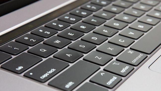 "MacBook Pro 16"" Magic Keyboard - NovMac"
