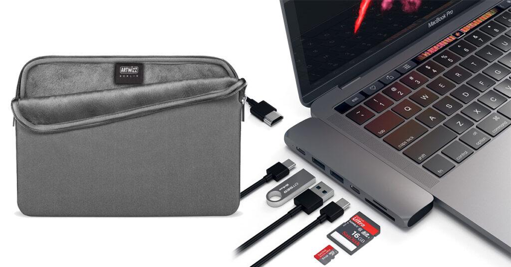 """MacBook Pro 16"""" на промо цена и с подарък USB-C Pro hub и висококачествен калъф от NovMac"""