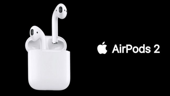 AirPods 2 Firmware update 2D54