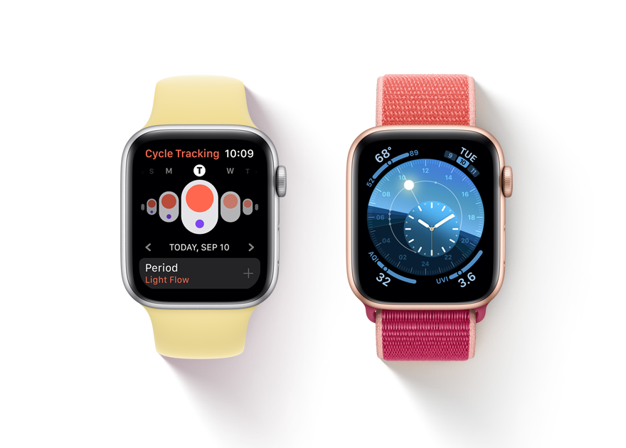 watchOS 6.2.5 за Apple Watch