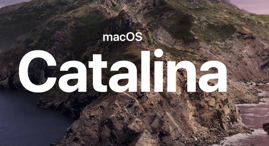 Премахване на термин: macOS Catalina 10.15.6 macOS Catalina 10.15.6