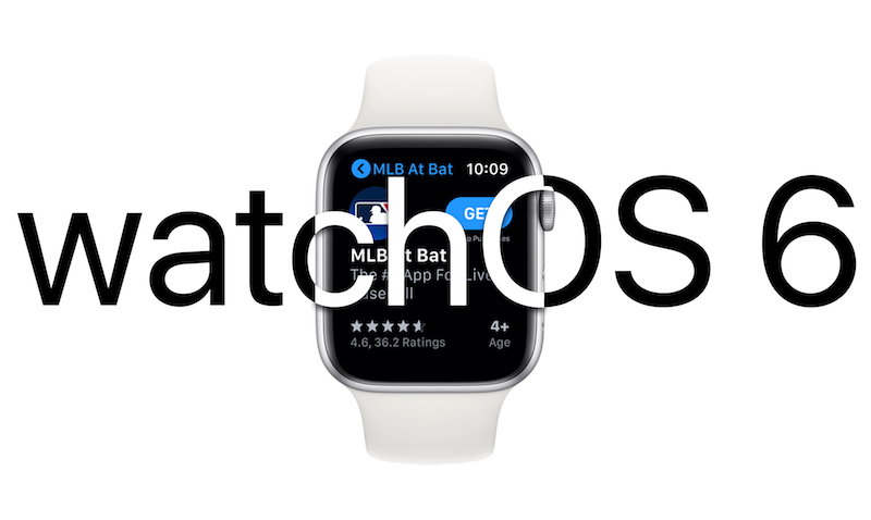 watchOS 6.2.8 Apple Watch