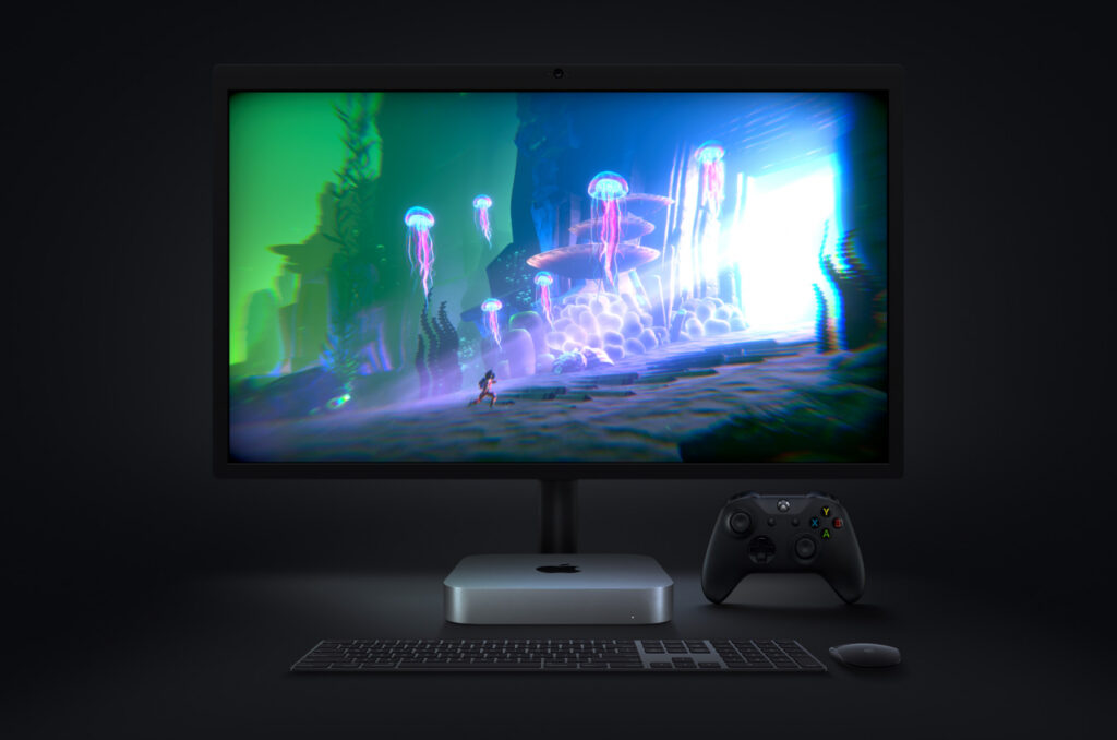 Mac Mini с M1 процесор