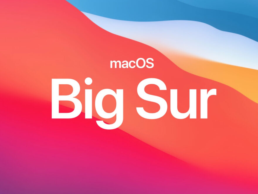 Apple пусна macOS Big Sur 11 в Mac App Store.