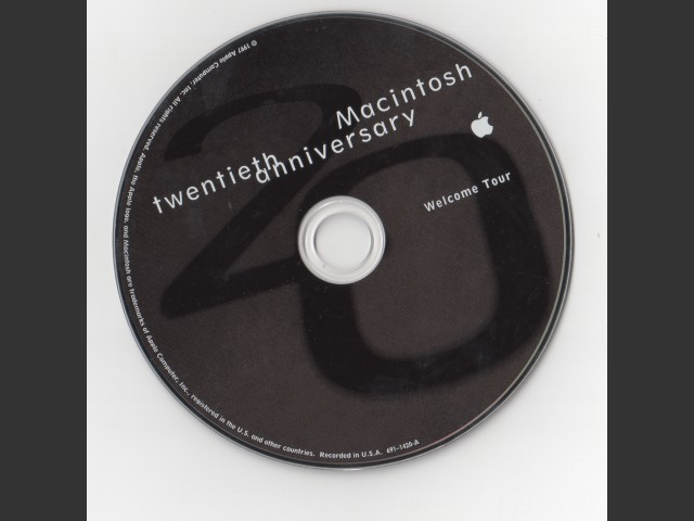 20 години Mac OS X