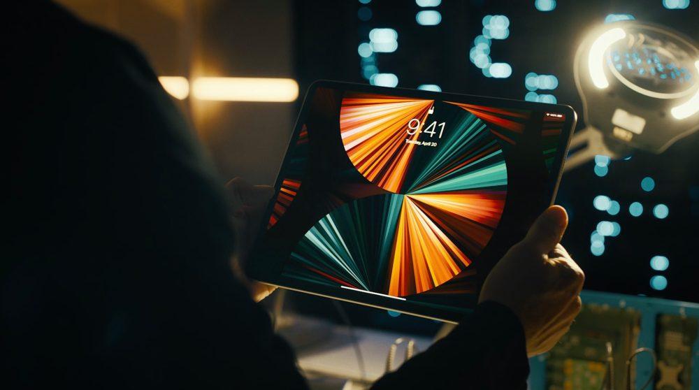 iPad Pro M1 от април 2021
